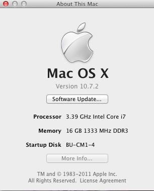 Mac Os X 10.7.5 Update